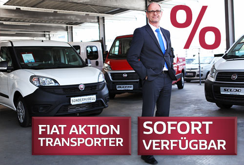 Fiat Transporter Sonderangebote