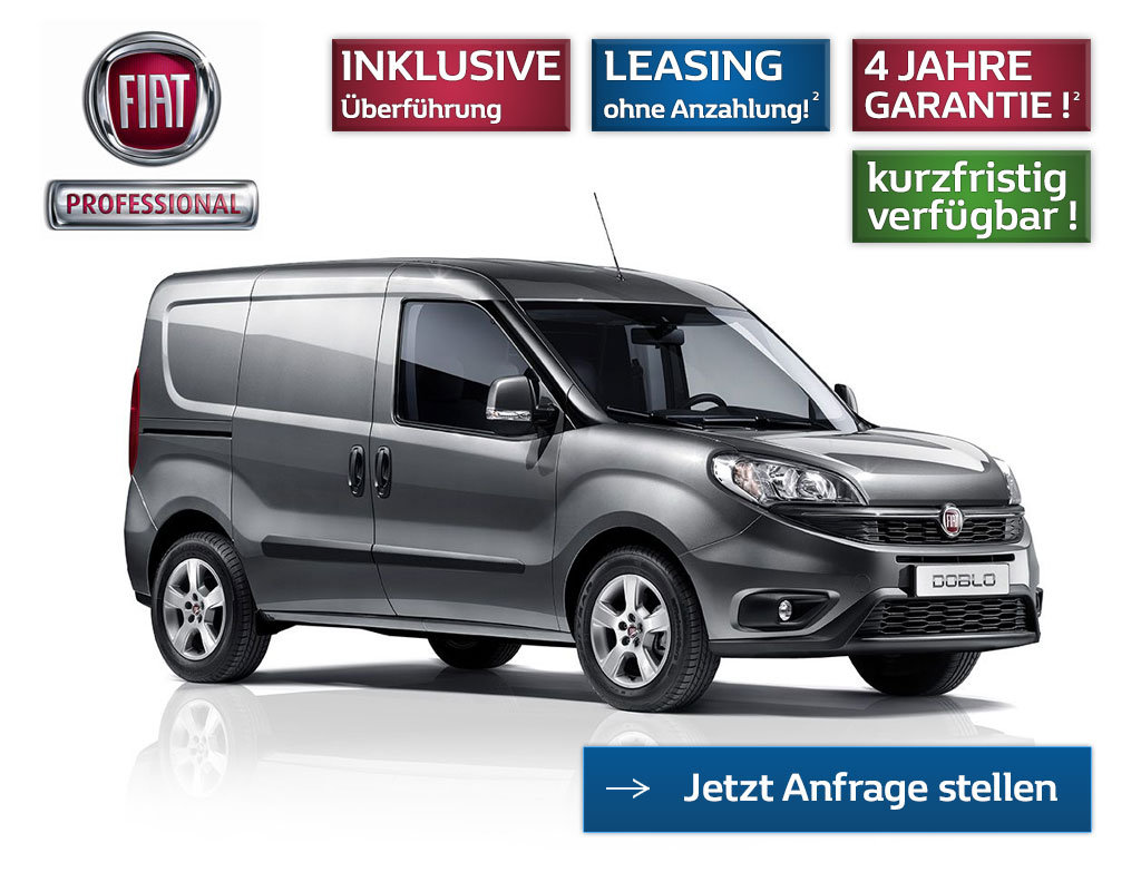 Leasing Angebot Fiat Doblo Cargo