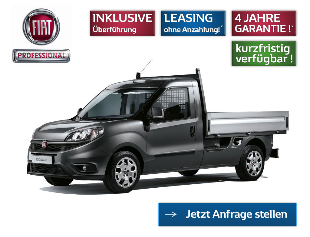 transporter leasing finanzierung fiat professional. Black Bedroom Furniture Sets. Home Design Ideas