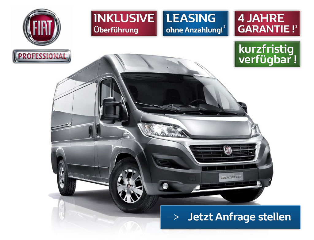 Fiat Ducato Leasing Angebot L2H2