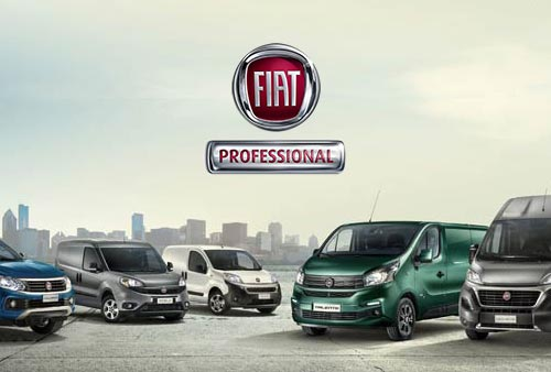Fiat Professional Händler in NRW