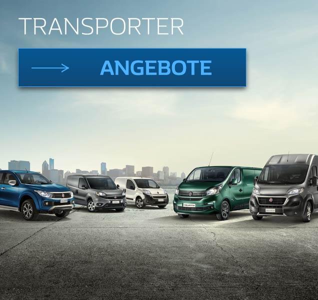 Transporter Leasing Angebote von P&A