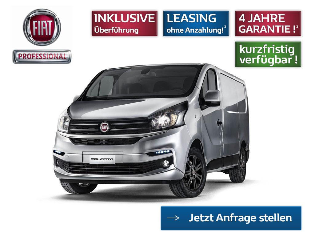 Fiat Talento Leasing Angebot