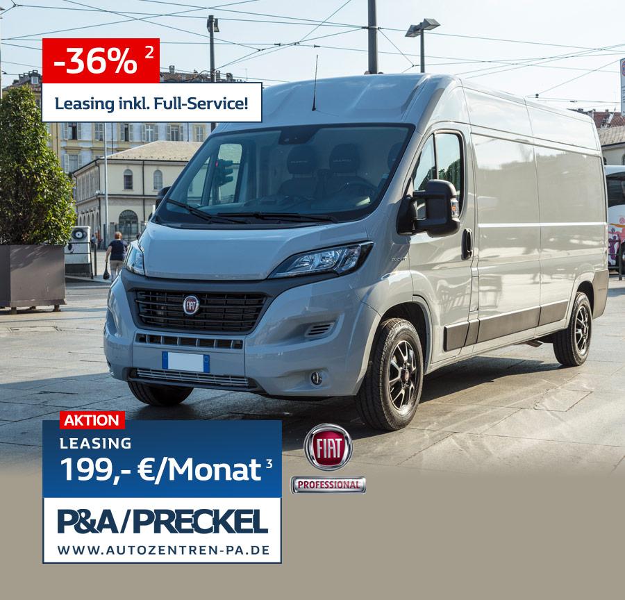 Fiat Ducato Leasing 199 Euro