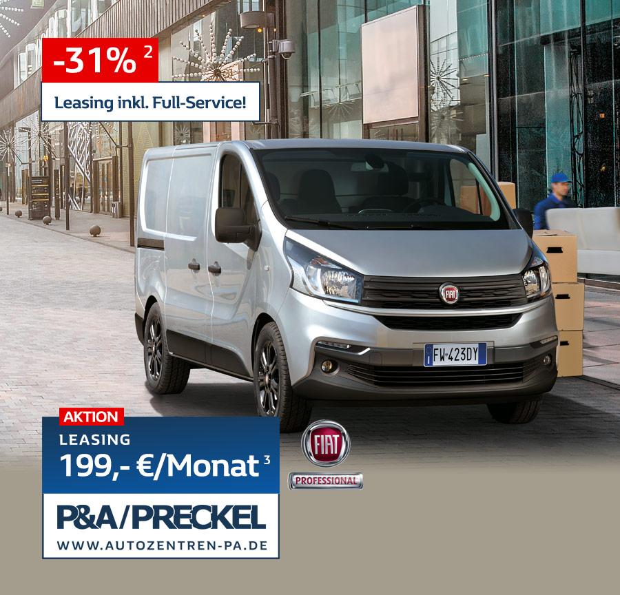 Fiat Talento Leasing 199 Euro