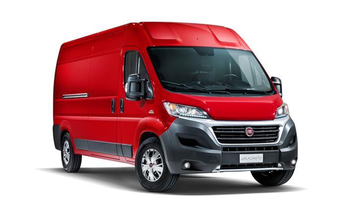 Transporter von Fiat Ducato