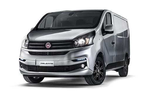 Der neue Fiat Talento Transporter