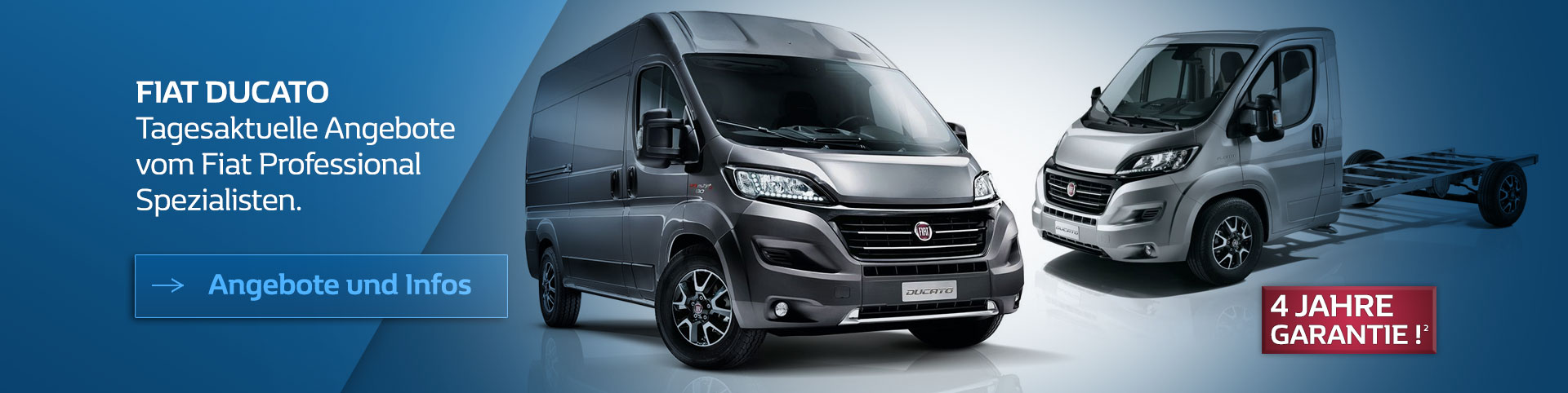 Fiat Ducato Transporter Angebote