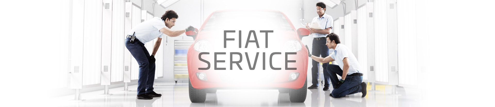 Fiat Reparaturen und Service