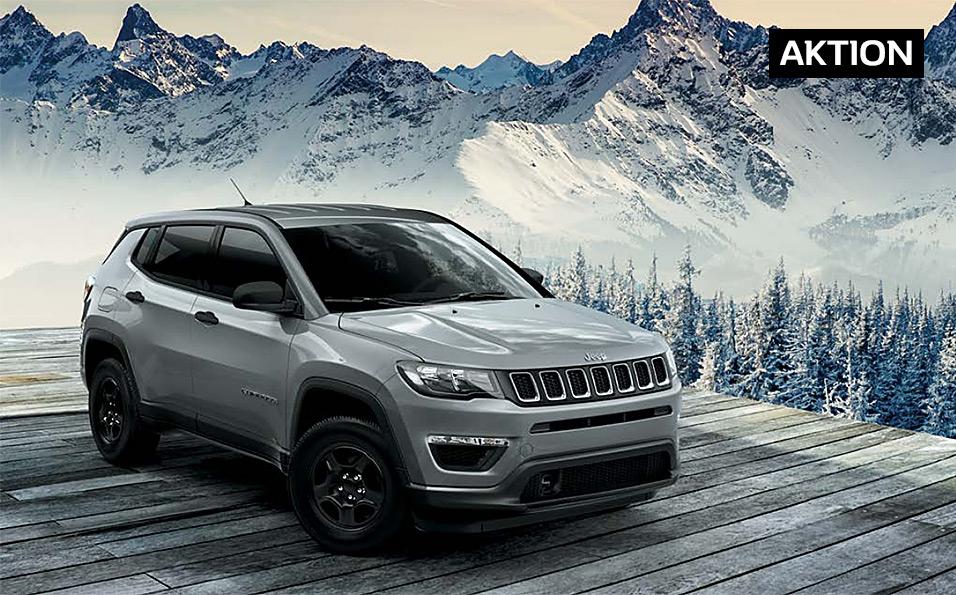 Jeep Compass Angebot und Preis im Autozentrum Preckel