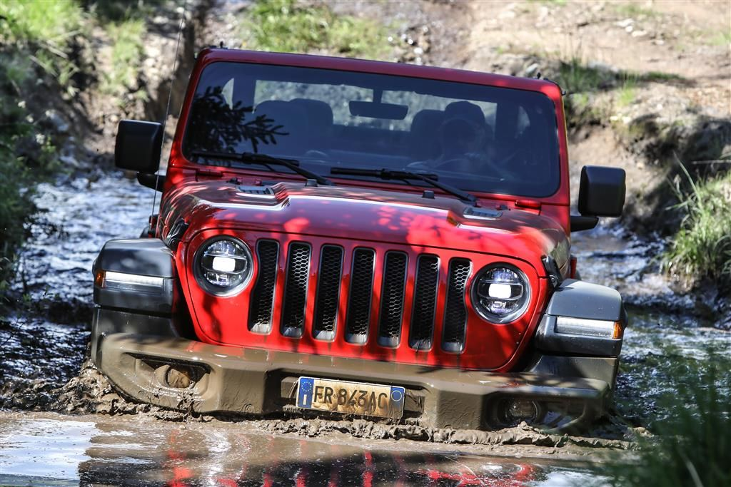 Jeep Wrangler 2018 Offroad