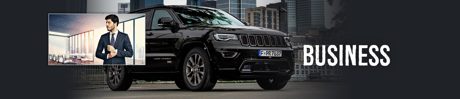JEEP Business bei Preckel
