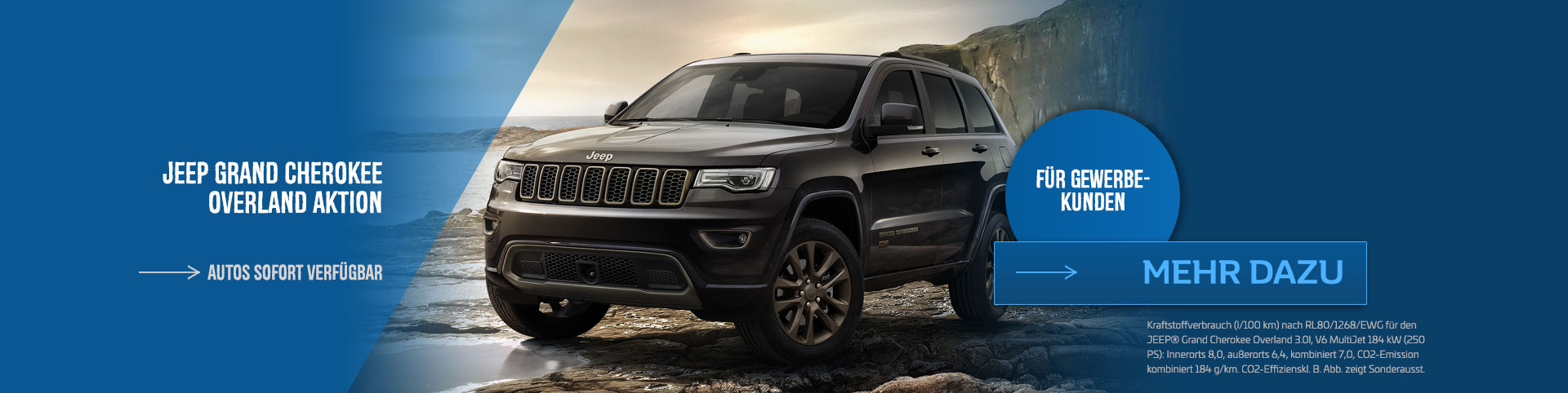 JEEP GRAND CHEROKEE AKTION LEASING