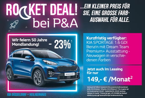 Kia Sportage Angebot 22.450 Euro