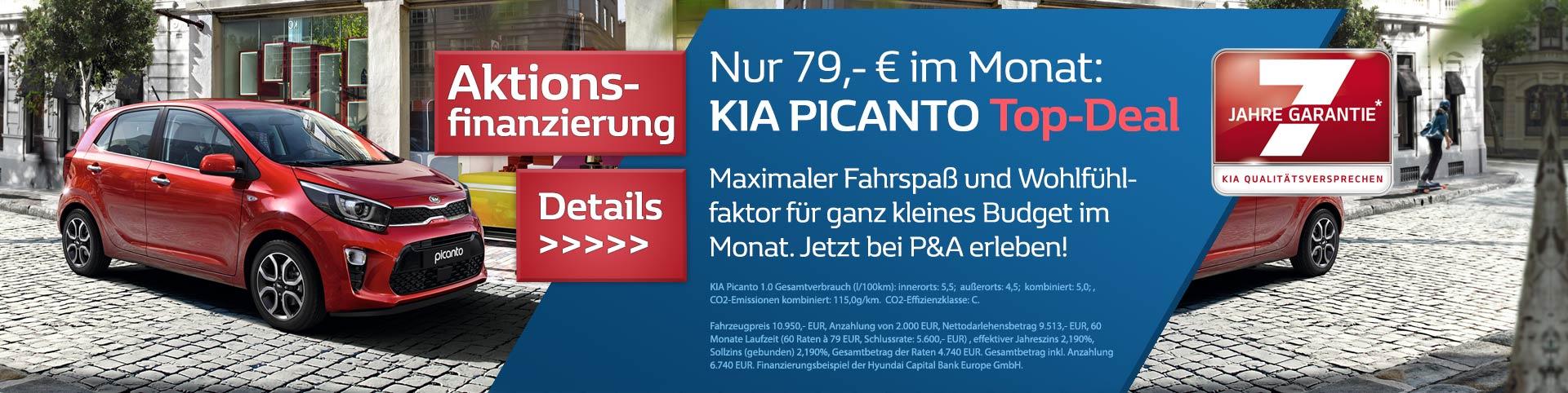 KIA Picanto Finanzierung