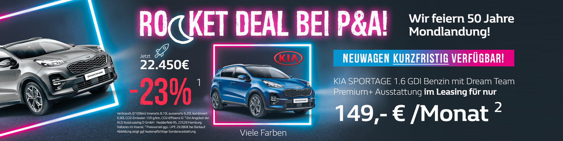 Kia Sportage Leasing Rocket Deal