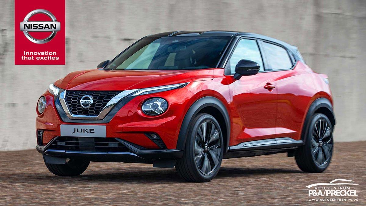Neuer Nissan Juke 2020