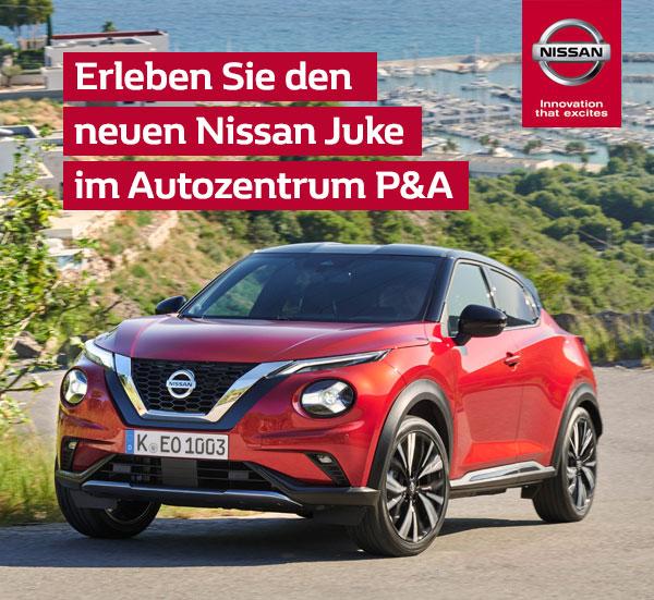 Nissan Juke Premiere 2020