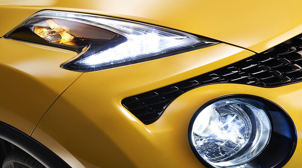Nissan Juke Details