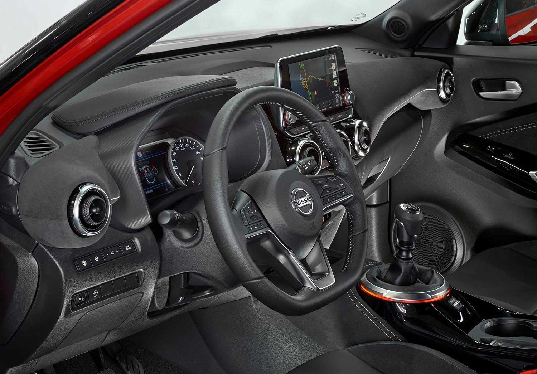 Nissan Juke Cockpit