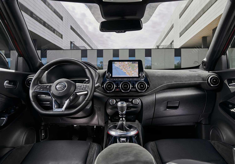 Nissan Juke Innenraum
