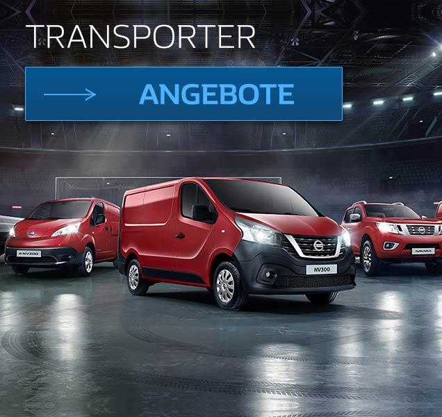 Nissan Transporter vom Autozentrum P&A