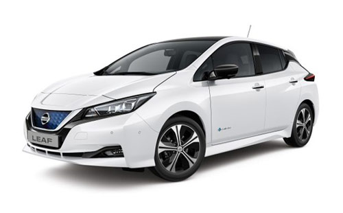 Nissan Leaf mit Elektroprämie bei P&A