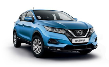 Nissan Qashqai Autozentren P&A