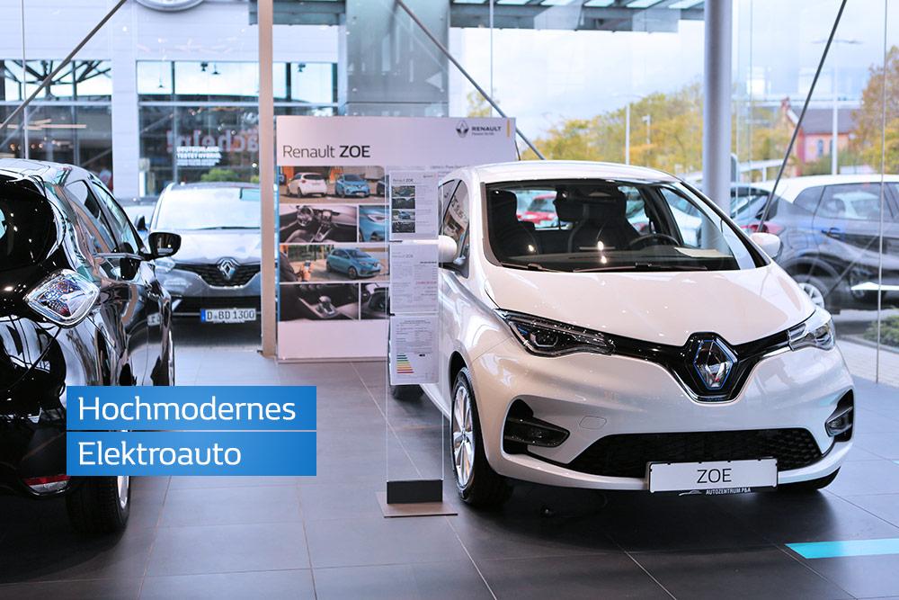 Renault Zoe Abo