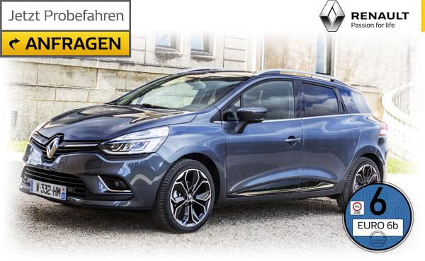 Diesel Wechselprämie Renault Clio Grandtour