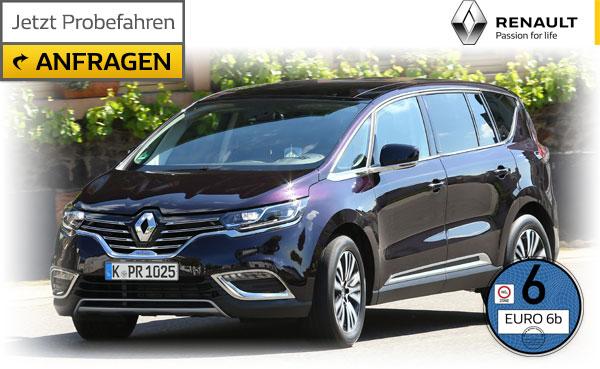 Renault Espace mit Wechselprämie Diesel