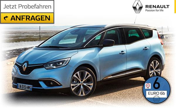 Renault Grand Scenic mit Wechselprämie Diesel