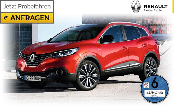 Diesel Wechselprämie Renault Kadjar