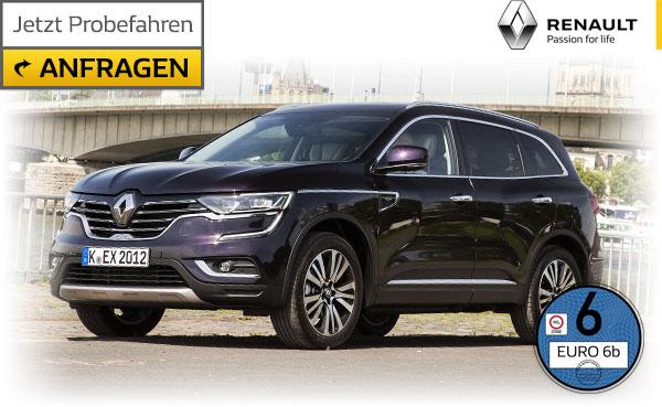 Renault Koleos mit Wechselprämie Diesel