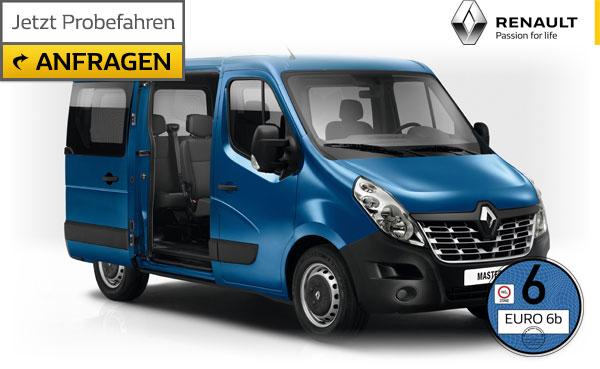Renault Master mit Wechselprämie Diesel