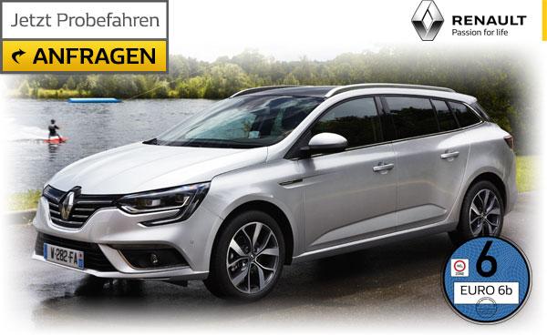 Renault Megane mit Wechselprämie Diesel