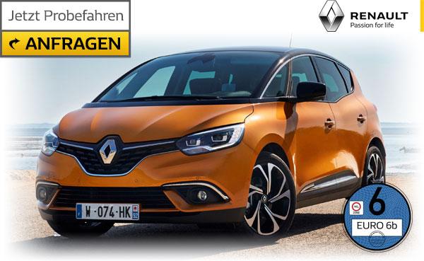 Renault Scenic mit Wechselprämie Diesel