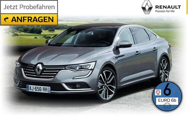 Renault Talisman mit Wechselprämie Diesel