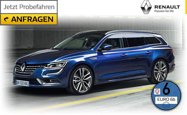 Renault Talisman Grandtour mit Wechselprämie Diesel