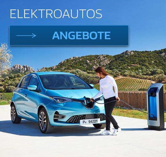 Renault Elektrofahrzeuge und Elektroprämie