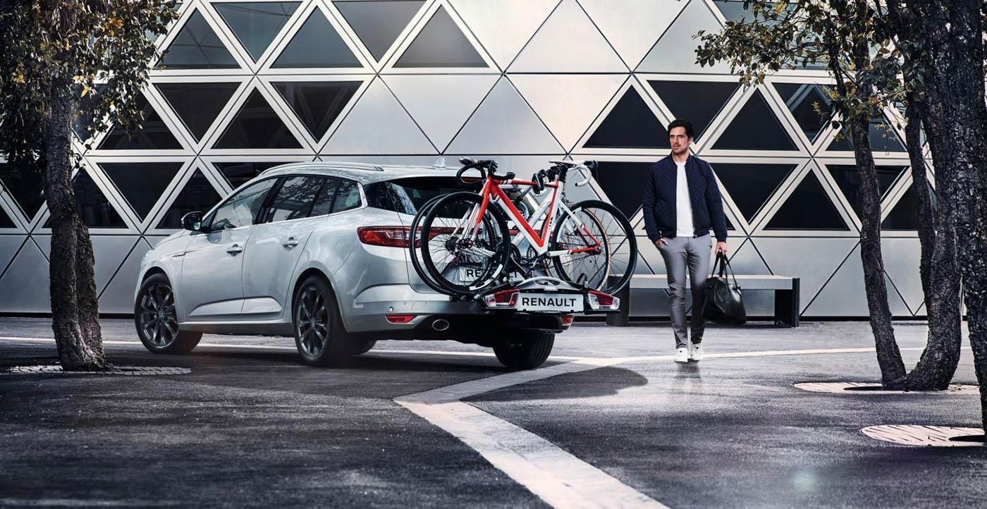 Renault Megane Grandtour Kombi bei P&A-Preckel