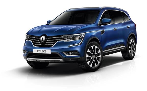 Der neue Renault Koleos SUV von P&A-PRECKEL