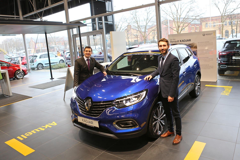 Der neue Renault Kadjar 2019 im Autozentrum P&A-Preckel