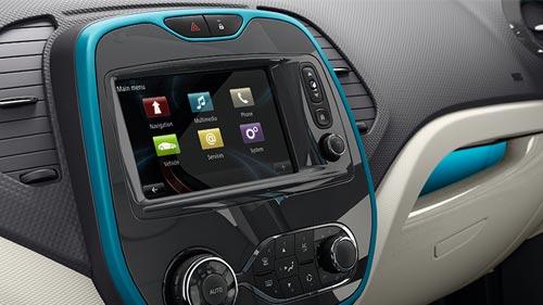 Navigation und Multimedia-System