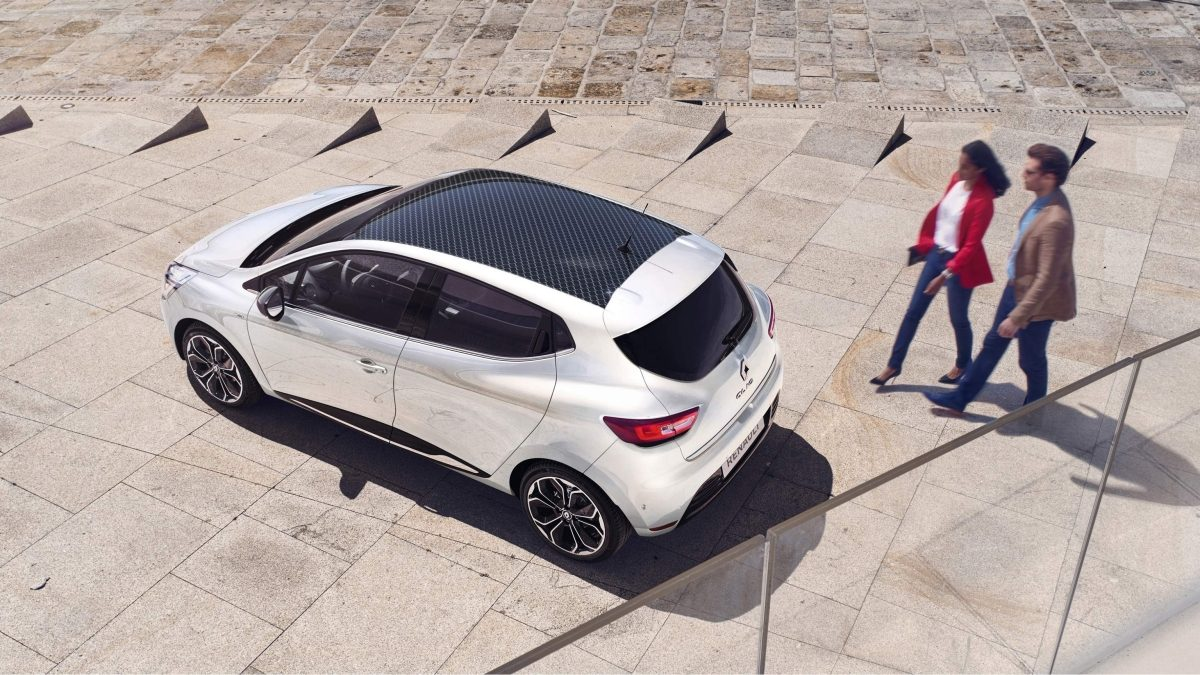 Renault Clio Bose Autozentrum P&A-Preckel