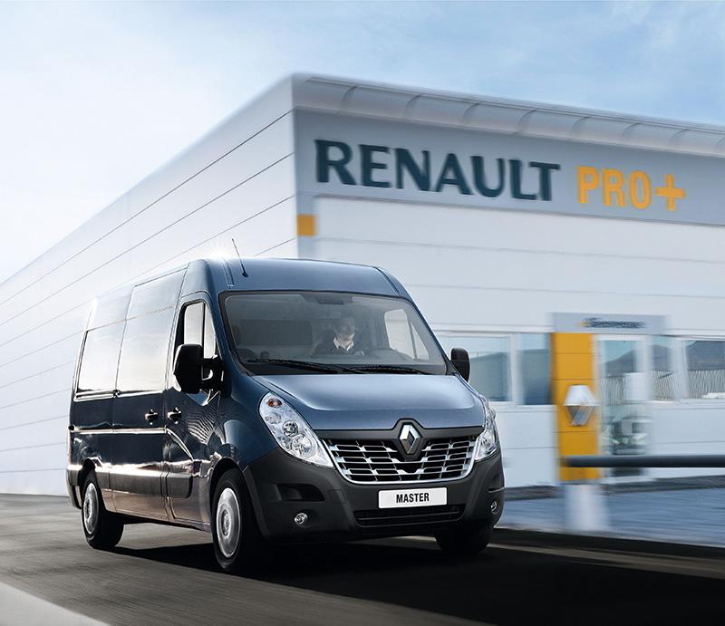 Renault Master Transporter-Angebote