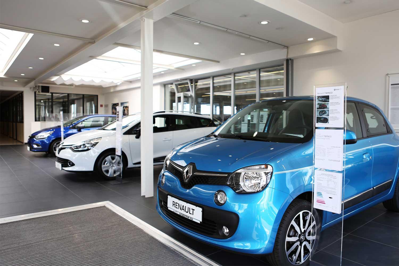 Renault Gebrauchtwagen im Autozentrum P&A-Preckel
