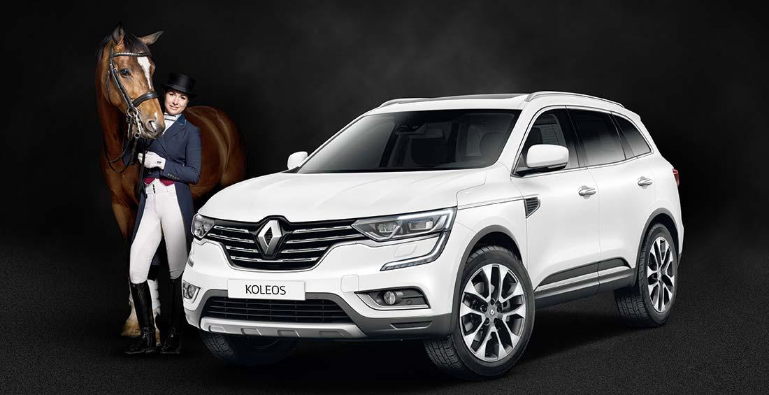 Neuwagen-Präsentation Renault Koleos