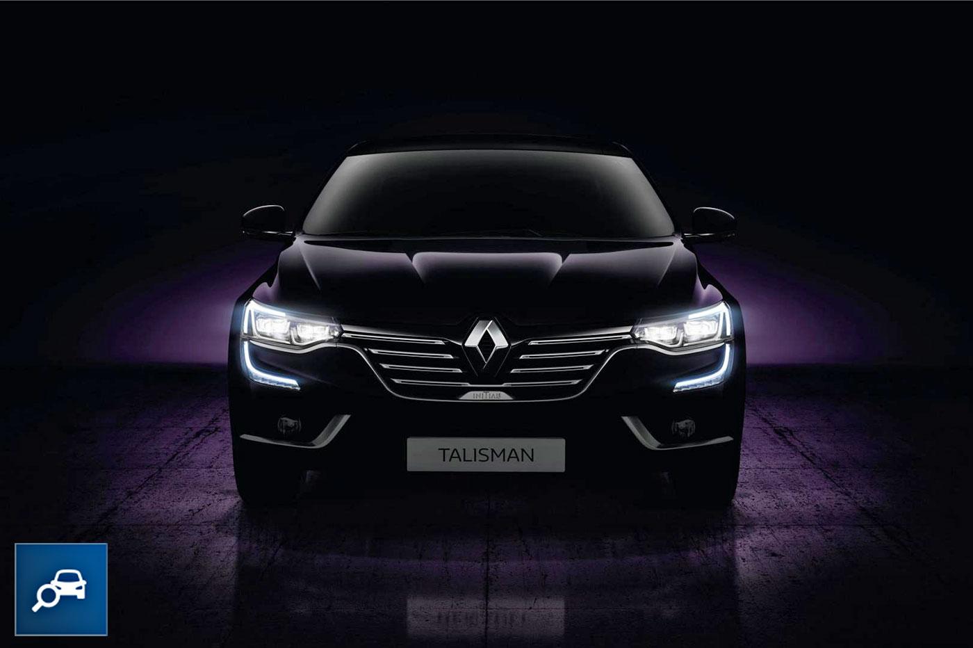 Renault Talisman Bildergalerie