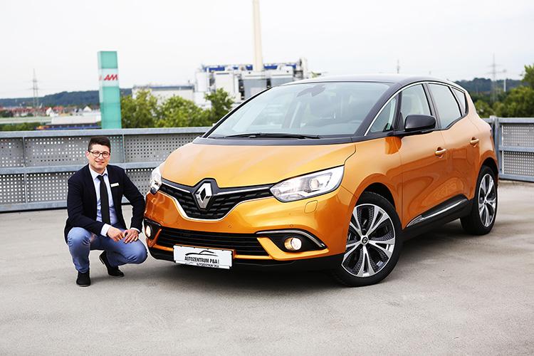 Renault Scénic vom Autozentrum P&A-Preckel